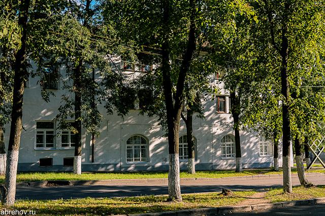 Дегтярные ряды, Кострома, Достопримечательности