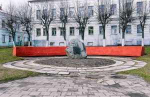 Кострома, Камень, Памятник