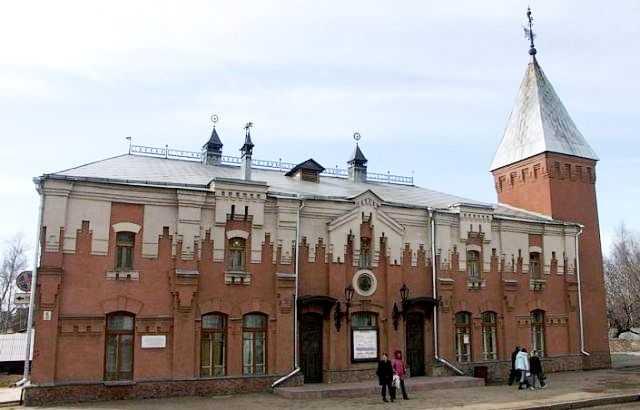 Костромской кукольный театр