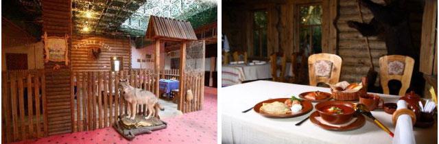 Ресторан Русской кухни в Костроме, Рестораны и кафе Костромы, Ресторан Русской кухни, рестораны в костроме