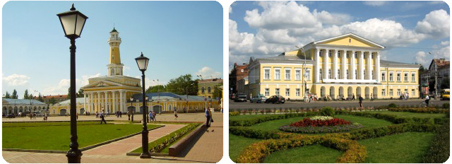 Достопримечательности Костромы. Кострома Достопримечательности