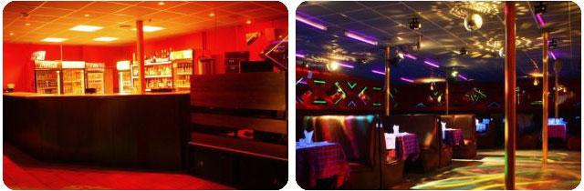 Днем ночной клуб «Полигон» в Костроме
