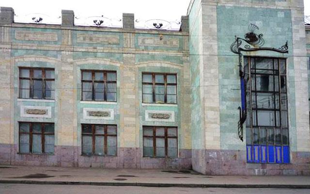 Театр, Кострома, Голодницкий