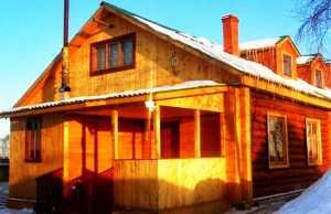 Кадый, Дом рыбака, База отдыха