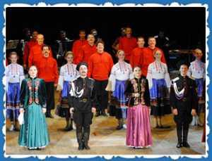6 ноября 2011 года в КВЦ «Губернский» выступит ансамбль танца «Казаки России»