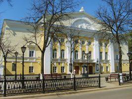 Событийные мероприятия Кострома октябрь 2012