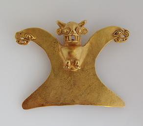 Выставка ювелирного искусства в Костроме «Золото доколумбовой эпохи»