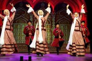 Русский национальный балет «Кострома
