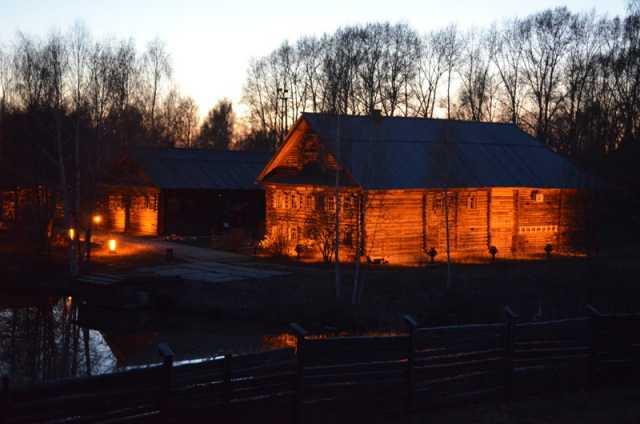Музей заповедник Костромская слобода
