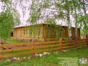 Историко-культурный музей села Завражье.