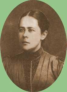 Евгения Львовна Пушкина (1851—1930)
