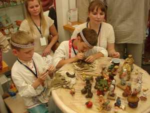Туристская выставка «Государыня Кострома»