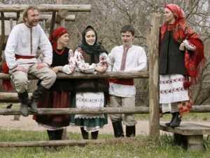 Народный праздник КУЗЬМИНКИ в Костромской слободе