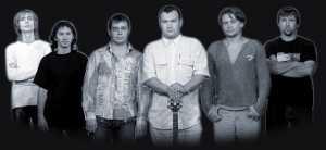 Костромская рок-группа Клондайк