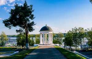 Беседка, Островский, Кострома, Фото Брехов Антон