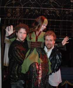 Спектакль «Эй, Джульетта!» | Костромской камерный драматический театр под управлением Б.И. Голодницкого