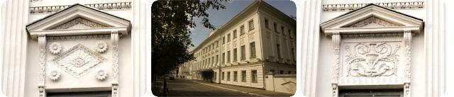 Дворянское собрание в Костроме, здание дворянского собрания в костроме