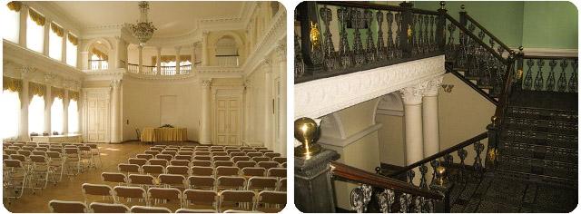 Здание Дворянского собрания в Костроме