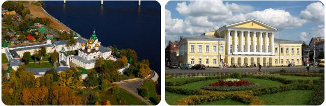 Кострома | Ипатьевский монастырь