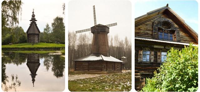 Музей заповедник Костромская слобода | Музей под открытым небом в Костроме