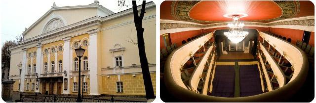 Драматический театр имени А.Н. Островского | Кострома