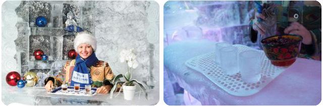 Ледяная комната в Тереме Снегурочки