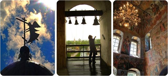 Нерехта – город-музей под открытым небом