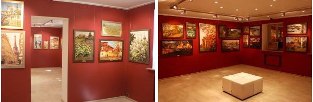 Картинная галерея Захарова, выставки кострома, галерея кострома
