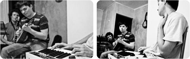 Группа Берлогово, кострома, костромские рок группы