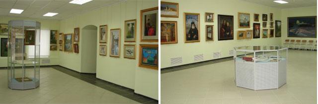 Картинная галерея Костромского музея заповедника