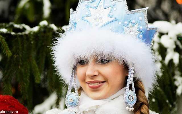 День рождения Снегурочки 2013