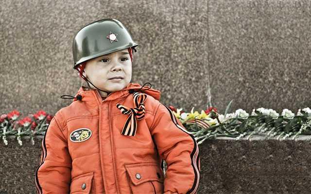 День Победы, Кострома
