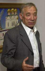 выставка произведений костромского художника Юрия Васильевича Горбунова