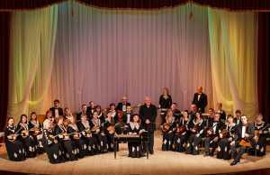 Оркестр народных инструментов, Коллектив, Кострома