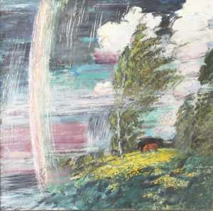 Открытие выставки костромского художника Сергея Румянцева (1928-2013) | Живопись, Графика