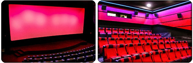 Киноцентр «ВОЛГА» в городе Кострома