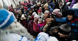 Дед Мороз, Кострома, Снегурочка