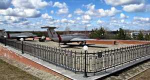 Парк Победы, Велотрассы, Кострома