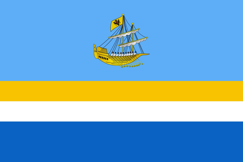 схема создания флага