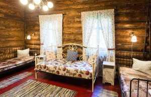 Гостиница, Отель, Кострома, Берендеевка, Парк-отель, Забронировать