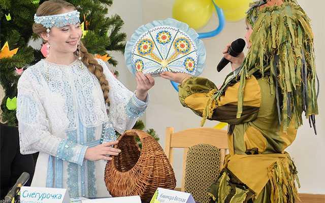 Снегурочка, Кострома