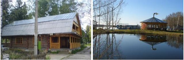 Дома отдыха в костромской области