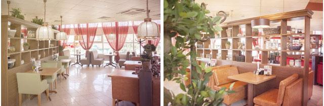 Ресторан Васаби-Розарио Кострома, Ресторан Васаби-Розарио меню, Ресторан Васаби-Розарио доставка еды, фото интерьера, Васаби-Розарио, рестораны Костромы