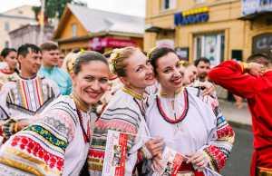 День города, Кострома