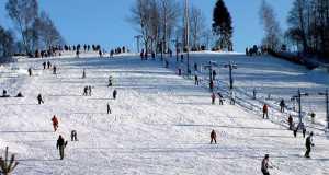 Сноуборд, Лыжи