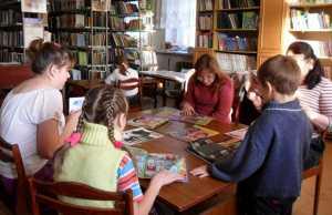 Библиотека, Кострома