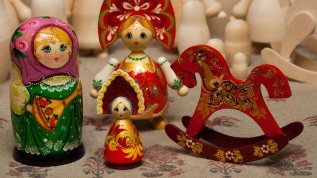 Гипермаркеты русские подарки
