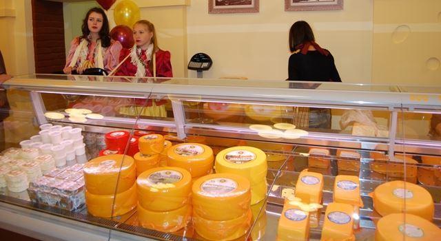 Сырная биржа в Костроме, Костромская сырная биржа, Сырная биржа