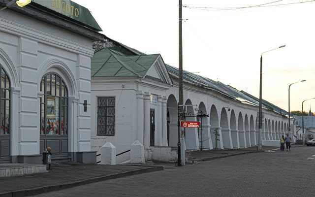 часовни Кострома