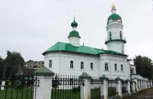 Монастыри, Кострома, Храмы